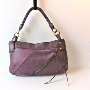 Vintage Fifty Four Fossil Suede Leather Purse